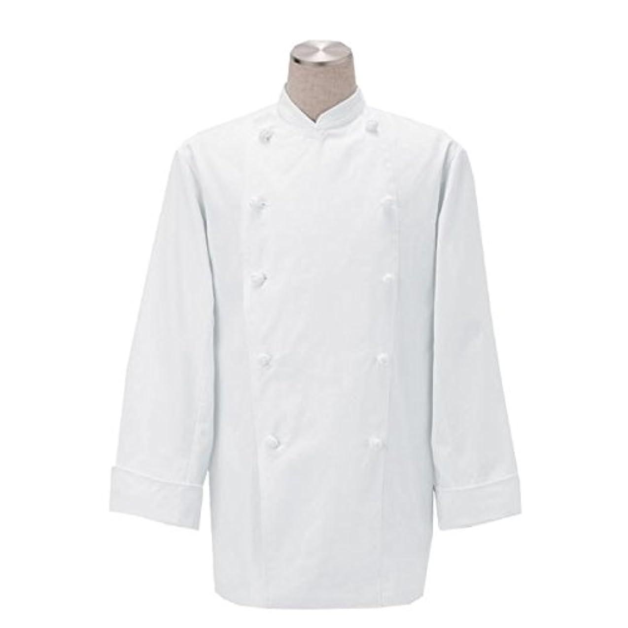 衣類評決言い聞かせるworkfriend 調理用白衣コックコート SKH500 LLサイズ