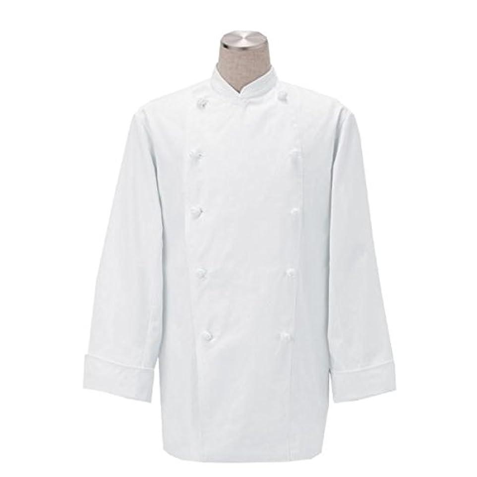 保有者チケット全国workfriend 調理用白衣コックコート SKH500 Lサイズ