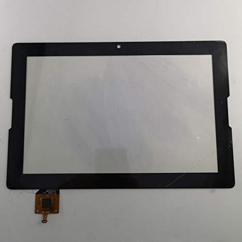 Kit de reemplazo de pantalla Pantalla LCD + pantalla táctil con el capítulo de Reemplazo del conjunto del Negro en forma for Lenovo Tab A10-70 A7600 A7600F A7600H A7600F A7600H kit de reparación de pa