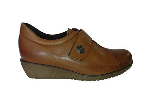 Tupie - 804 Zapato Señora Piel Cuña