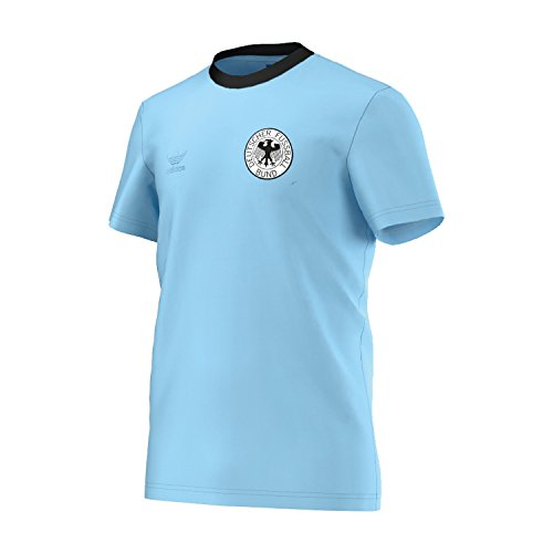 Adidas Herren T-Shirt Germany 74 Fan Tee XS Argentina Blue
