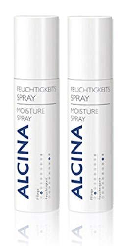 Alcina 2x Feuchtigkeits Spray je 100 ml = 200 ml