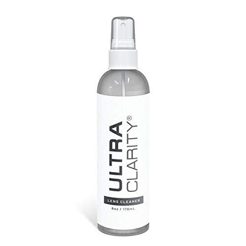 Ultra Clarity Eyeglass Cleaning 6 oz Spray Bottle