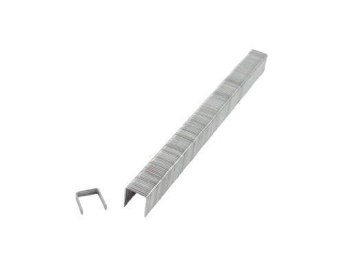 B&C Eagle 71/12 1/2-Inch Length x 3/8-Inch Crown x 22 Gauge Galvanized Fine Wire Staples (10,000 per box) by B & C Eagle (English Manual)
