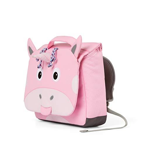 Affenzahn Vorschultasche - als Reisebegleiter für 1-5 jährige - Einhorn - Pink
