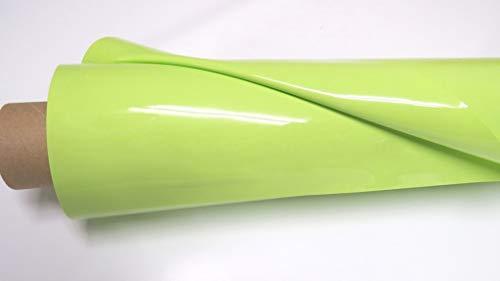 Unbekannt Toile de jute 65 cm / 30 m Chartreuse