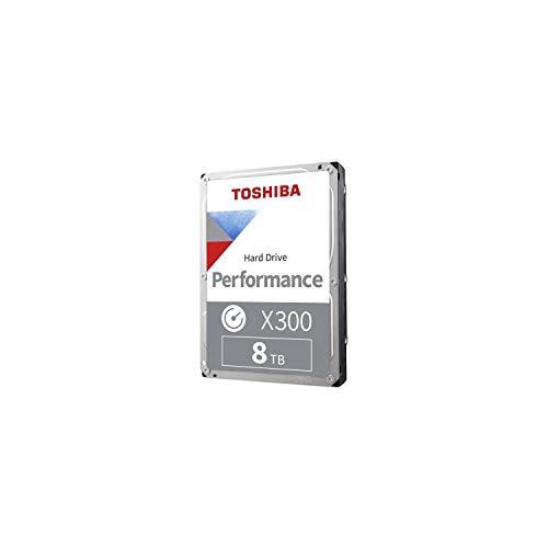 TOSHIBA X300 8TB SATA 3.5'' 7200 HDD