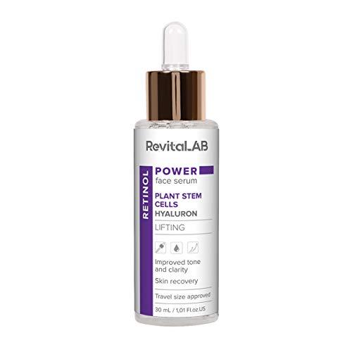 RevitaLAB - Sérum facial con retinol y células...