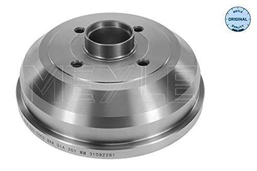 2x MEYLE HINTEN Bremstrommel für OPEL CORSA C F08, F68 CORSA C Kasten F08, W5L