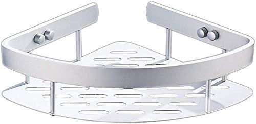 Rek plank badkamerartikel eenlaags geplaatst rek aluminium mand hangmand driehoek (215 mm x 70 mm) A+