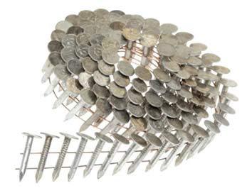 7200 Dachpappnägel 3,1x19mm Ring verzinkt für 16° Dachpappnagler