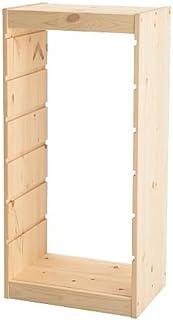 IKEA(イケア) TROFAST 50169911 フレーム, パイン材