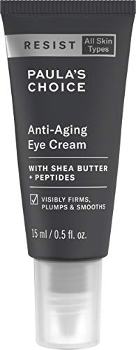 Paula's Choice RESIST Anti-Aging Eye Cream with Shea Butter & Vitamin...
