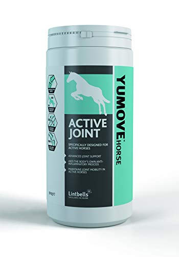 Price comparison product image Lintbells Yumove Horse Active Joint Nutritional Supplements,  900 G