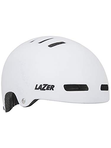 Lazer Casco Ciclismo 2018 Armor Matt Blanco (M, Blanco