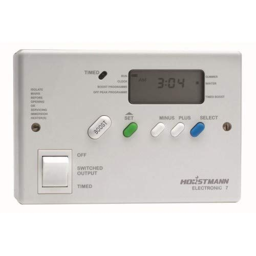 Horstmann Electronic 7 Water Heater, Multi