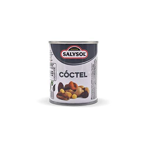 Frutos secos mezcla 10 x 50gr. Aperitivos salados envasado al vacío. Mix frutos secos que contiene cacahuetes con miel, maíz frito, anacardos, almendras, boliche bbq, avellanas y cacahuetes.