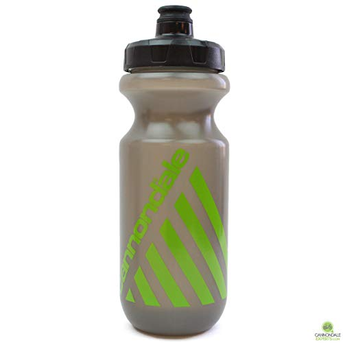 Cannondale Retro Fahrrad Trinkflasche schwarz/grün 590ml
