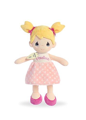 "Aurora World Precious Moments Plush Polly Doll, 10"""