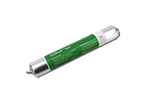 Fugenabdichtung gegen drückendes Wasser - InnoElast® Typ 2 | MS Polymer, 400 ml, grau, chemisch hochresistent, dauerelastisch