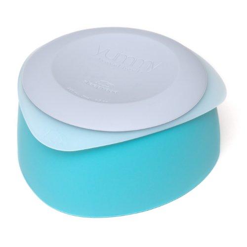 Sleepypod Yummy Bowl Set YB-SEA-S Sea Breeze-Small