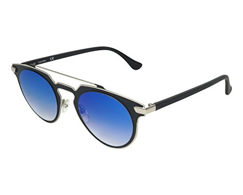 Calvin Klein CK2147S 414 48 Montures de lunettes, Bleu (Navy), Femme