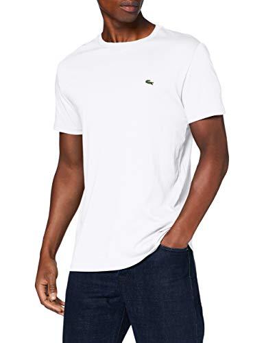 Lacoste T-shirt, Homme, TH6709, Blanc, M
