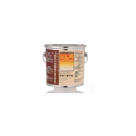 リボス自然塗料 浸透性着色オイル 270カルデット 002クリア 0.75L