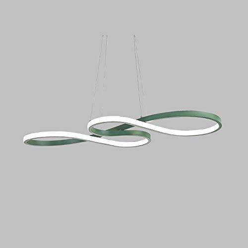 Chandelier de granja Material de aluminio ajustable de tipo de botón AJUSTAJE AJUSTABLE AJUSTABLE EQUIPO DE LED de la bombilla de ahorro de energía Impermeable for la sala de estar del techo Mesa de c