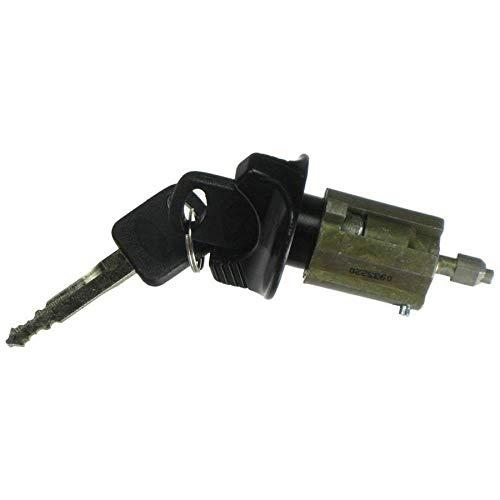 OYWNF Cerradura de Encendido con Llave por Modelos F3DZ11582E Negro de Coches Accesorios de Las Piezas de automóvil Modificaciones