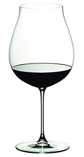 Riedel 6449/67 Veritas Pinot Noir Glass, Set of 2, Clear