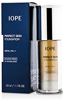 [IOPE] Perfect Skin Foundation SPF25 - # 23 Natural Beige 35ml/1.1oz