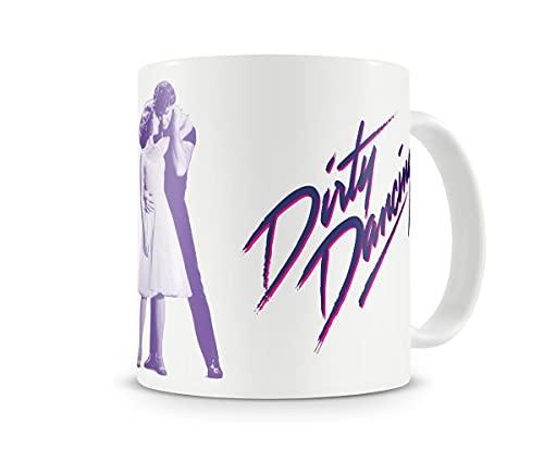 Dirty Dancing Classic – Taza de café y té con licencia oficial y caja de regalo