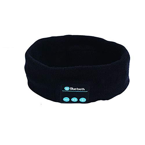XIANG Cinta De Cabeza, Bluetooth 5.0 Auriculares del Receptor De Sueño Máscara Auriculares Diadema Usable Auriculares Bluetooth Banda para La Cabeza