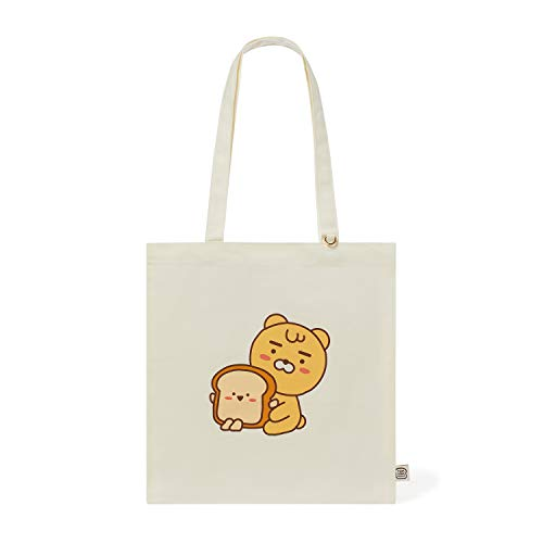 KAKAO FRIENDS Official- YumYum Friends Eco Tote Bag (Little Ryan)