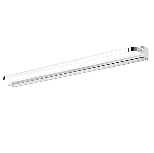 WTL Lighting Spiegel-Licht führte wasserdichte Anti-Nebel-Badezimmer-Badezimmer-Spiegel-Lampen-Wand-Lampen-europäischer einfacher moderner Spiegel-Kabinett beleuchtet geführte Lichter