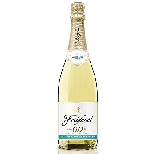 FREIXENET ALCOHOL FREE 0.0% CAJA 6 BOTELLAS ESPUMOSO TIPO CAVA O CHAMPAGNE SIN ALCOHOL