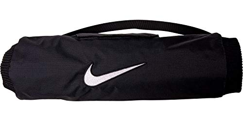 Nike Pro Hyperwarm Handwarmer,OSFM(Black/White)