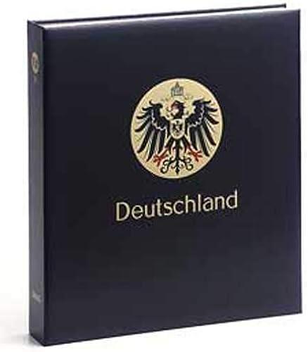 DAVO 2841 Luxus Briefmarkenalbum Deutschland