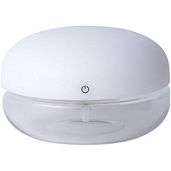 セラヴィ 卓上型空間清浄器 電球色 「arobo MEDUSE」(~8畳) CLV-5000-OR CLV-5000 オレンジ [適用畳数:8畳 /PM2.5対応]