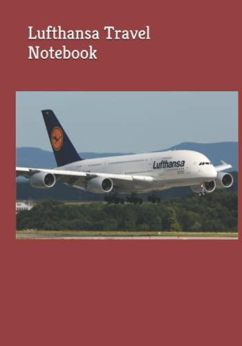 Lufthansa Travel Notebook