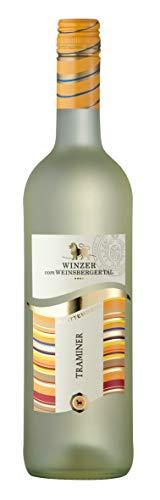 Württemberger Wein Winzer vom Weinsberger Tal Traminer QW