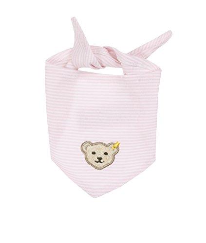 Steiff Unisex - Baby Halstuch Nickytuch, Rosa (Barely Pink 2560) , One Size