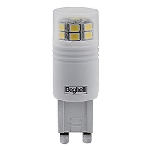 Beghelli G9 EcoLED BEG56091 Lampada LED, 3 W, Multicolore