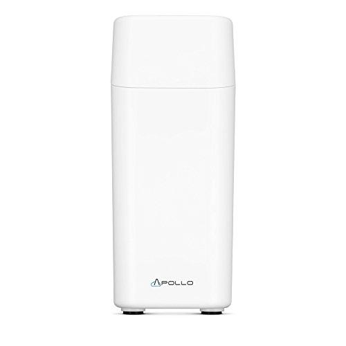 PROMISE - Apollo Cloud Festplatte 4TB I Persönlicher Cloudspeicher I Externe Festplatte für Backups I Mac & Windows I Innovativer Sharing I NAS-Systeme I zentrales Speichern I WLAN I USB 3.0 - Weiß