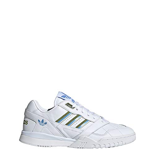 Adidas A.R. Trainer W White Tech Olive Real Blue 38