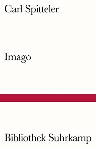 Imago (Bibliothek Suhrkamp)