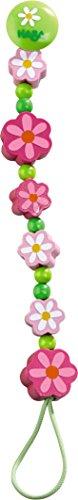 HABA 300460 - Schnullerkette Sommerblumen