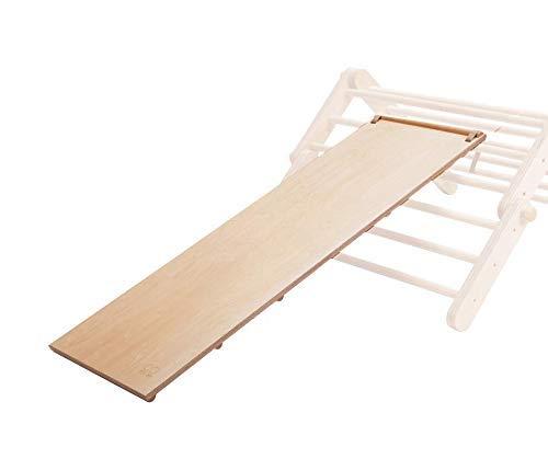 Triángulo Pikler modificable MOPITRI ® - SOLO RAMPA adicional de deslizamiento / escalada