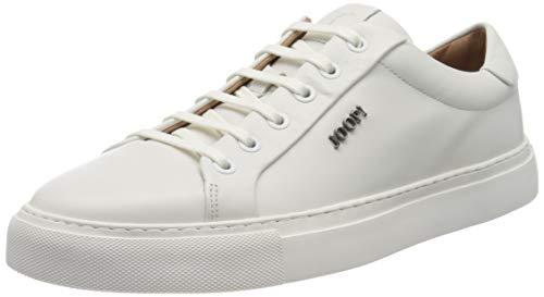 Joop! Herren Coralie Sneaker, Weiß (White 100), 40 EU